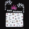 Pakje met 3D Nail Stickers in thema Halloween