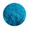 Close-up van Bell'ure Cashmere poeder in het blauw