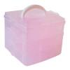 Roze opbergdoos van Bell'ure