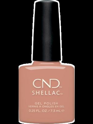 CND Shellac Flowerbed Folly