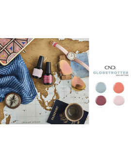 CND Creative Play Gel Globetrotter Collection