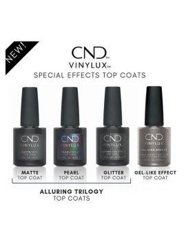 CND Vinylux Weekly Pearl Top Coat