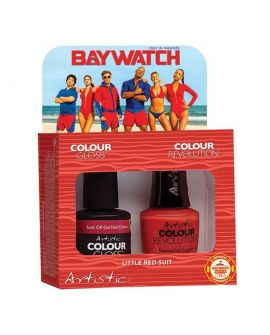 Artistic Colour Gloss - BAYWATCH set Little Red Suit