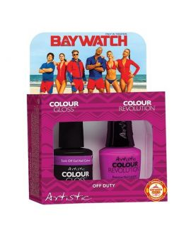 Artistic Colour Gloss - BAYWATCH set Off Duty