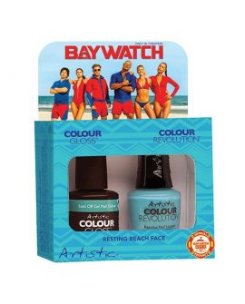 Artistic Colour Gloss - BAYWATCH set Resting Beach Face