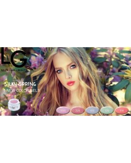 L&G Silky Pink Collection