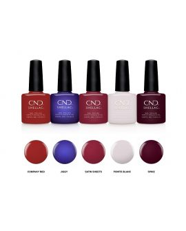 CND Shellac Iconic Collectie