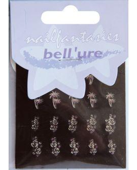 Bell'Ure Nail Sticker Flower