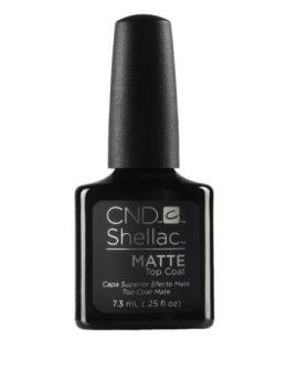 CND Shellac Topcoat Matte