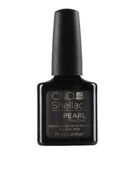 CND Shellac Topcoat Pearl
