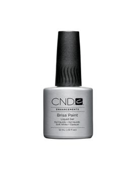 CND Brisa Paint Soft White 12ml
