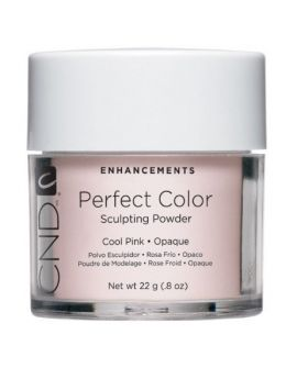 CND Perfect Color Sculpting Powder Cool Pink - Opaque 22g