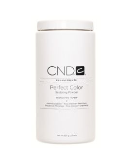 CND Perfect Color Sculpting Powder Intense Pink - Sheer 907g