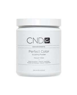 CND Perfect Color Sculpting Powder Natural - Sheer 453g