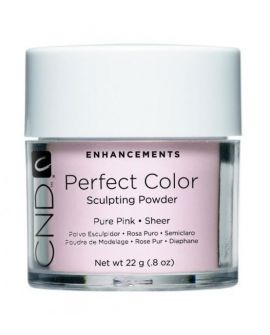 CND Perfect Color Sculpting Powder Pure Pink - Sheer 22g