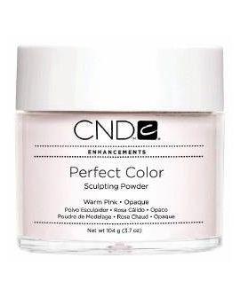 CND Perfect Color Sculpting Powder Warm Pink-Opaque 22g