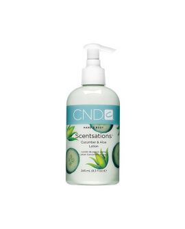 CND Scentsations Cucumber & Aloe Lotion 245ml