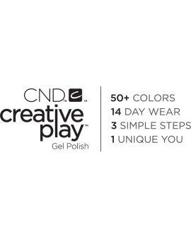 Workshop CND Creative Play Polish Gel 05-12