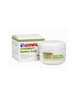 Gehwol Fusskraft Soft Feet Bamboo Scrub 500ml