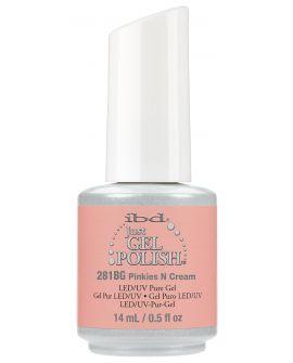 IBD Just Gel Polish Pinkies N Cream 14ml
