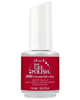IBD Just Gel Polish Concealed With a Kiss