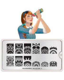 MoYou Kaleidoscopic 10 Stamping Plates