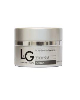 L&G Fiber Gel Clear 30ml