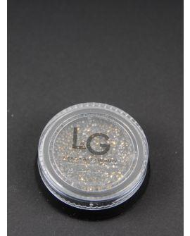 L&G Strass Studs Copper