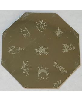 Bell'ure Image Plates Large
