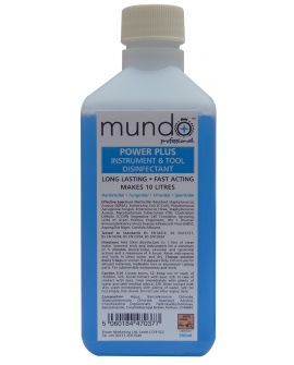 Mundo Power Plus Inst. & Tool Desinfectant 500ml