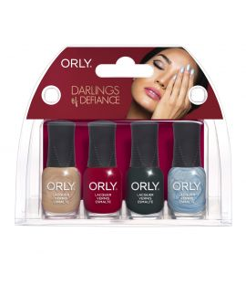 Orly - Darling Of Defiance - Mani Mini