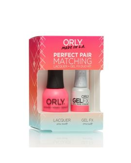 ORLY Perfect Pair GelFX + gratis nagellak Beach Cruiser