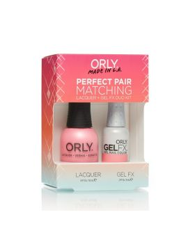 ORLY Perfect Pair GelFX + gratis nagellak It's Not Me It's You