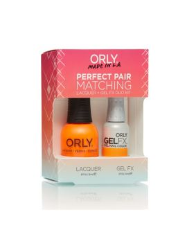 ORLY Perfect Pair GelFX + gratis nagellak Melt Your Popsicle