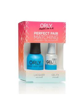 ORLY Perfect Pair GelFX + gratis nagellak Skinny Dip