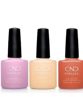 CND Shellac Sweet Escape Collectie