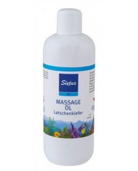 Sixtus Massage Olie Latschenkiefer 500ml