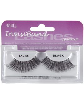 Ardell Invisiband Glamour Lacies Black