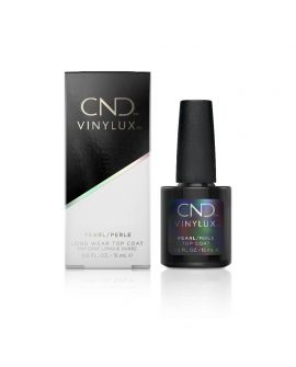 CND Vinylux Weekly Pearl Top Coat