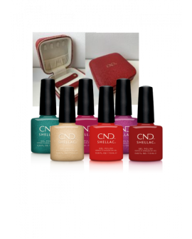 CND Shellac Cocktail Couture collection + gift