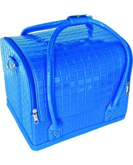 Bell'ure Beauty Case Soft Blue