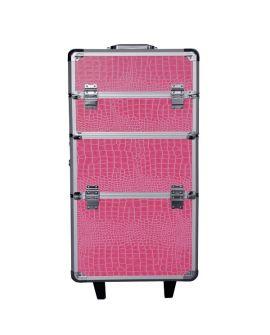 Bell'ure Beautycase Groot Pink