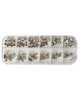 Bell'ure Strass Mix Clear & Clear AB