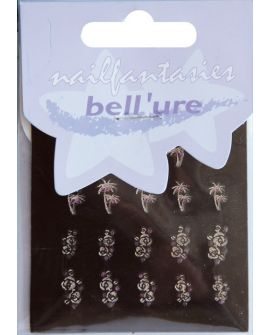 Bell'Ure Nail Sticker Flower