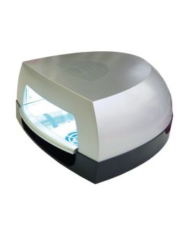 Bell'ure UV Tunnellamp Zilver 36W