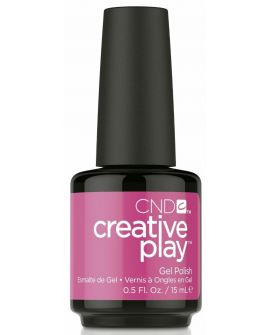 CND Creative Play Gel Polish-Berry Shocking 15ml