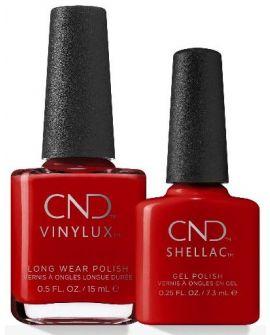 CND Duo Kit Shellac & Vinylux Books & Beaujolais