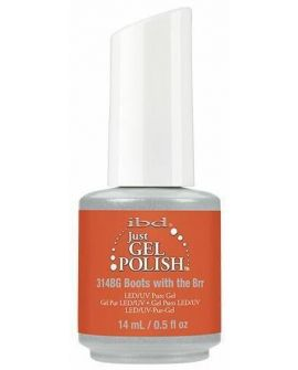 IBD Just Gel Polish Boots with the Brr