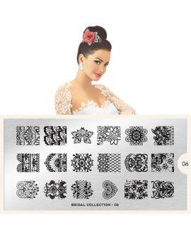 MoYou Bridal 06 Stamping Plates