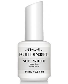 IBD BuildinGel Soft White